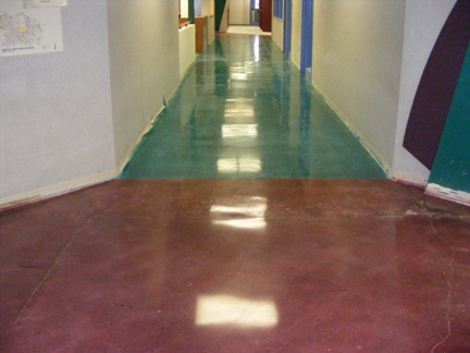 Are Finished Concrete Floors Right For Your School An