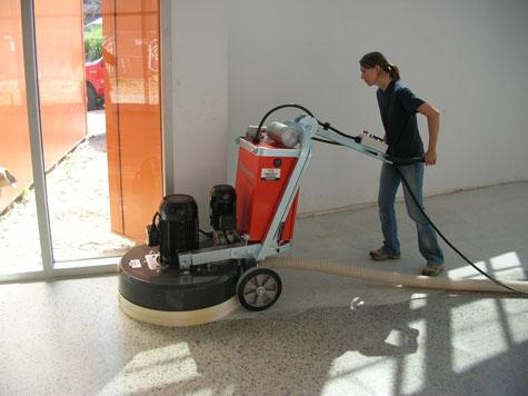 husqvarna floor grinder - carpet vidalondon