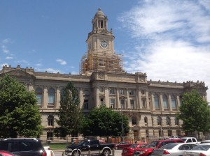 Polk County Courthouse, Des Moines, Iowa